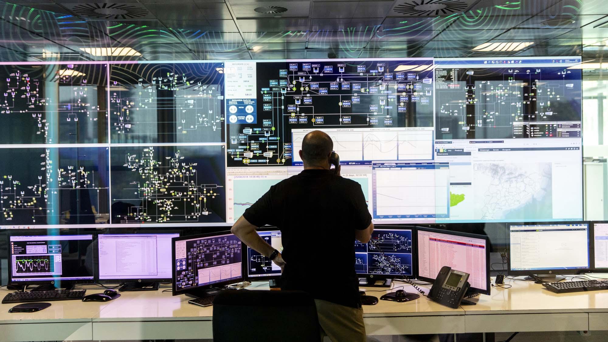 Centre de pilotage intelligent